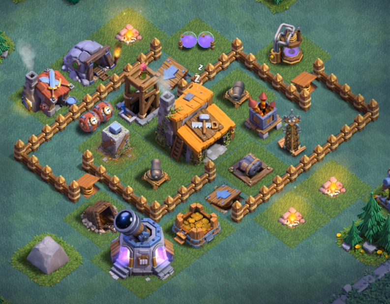 Clash of Clans Builder Base 2 & 3 Tips for Attacking, Defending & Upgrading