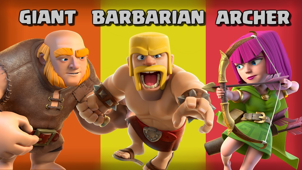 Clash of Clans GiBarch Strategy