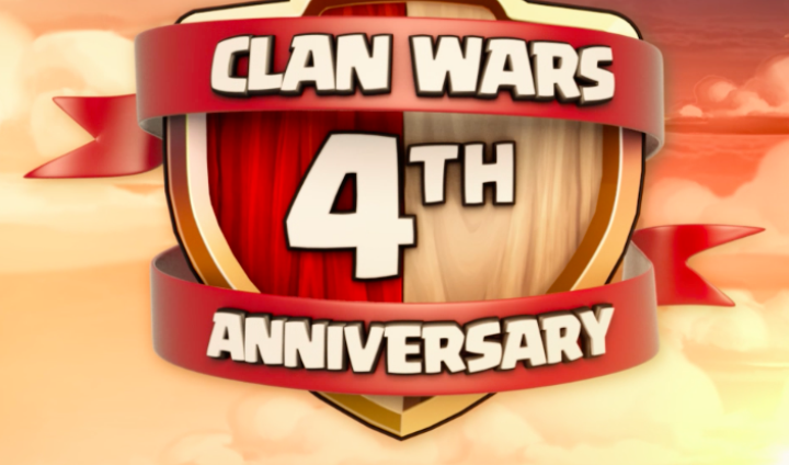 Clan Wars 4th Anniversary Special