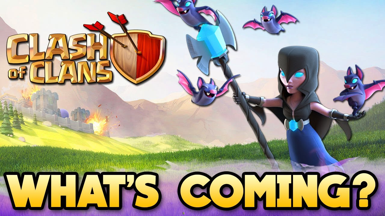 Clash Fall 2018 Update – Clan War Leagues, Quality of Life Improvements, and Future Winter 2018 & Early 2019 Update Details