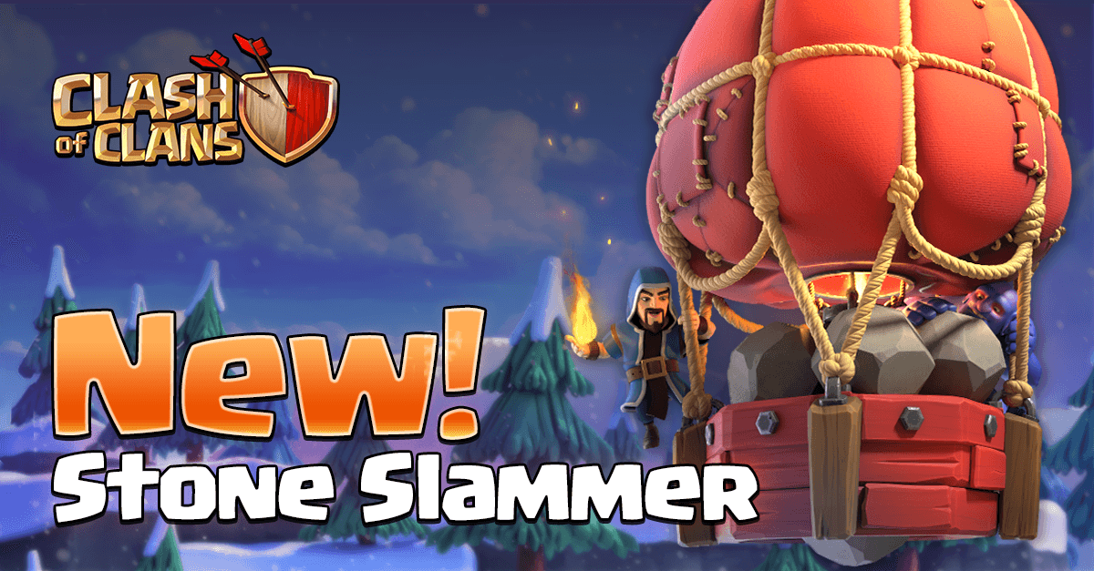Clash of Clans December 2018 Update – New Troop, Siege Machine, Spell & More!
