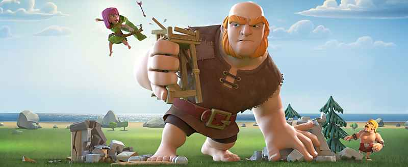 Major Clash of Clans Update – April 2019
