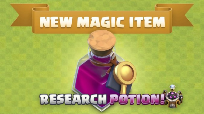 Research Potion