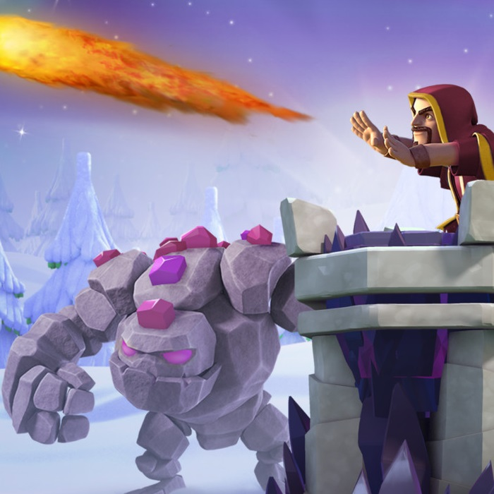 Clash-A-Rama - Clash of Clans Comics and Animated Videos