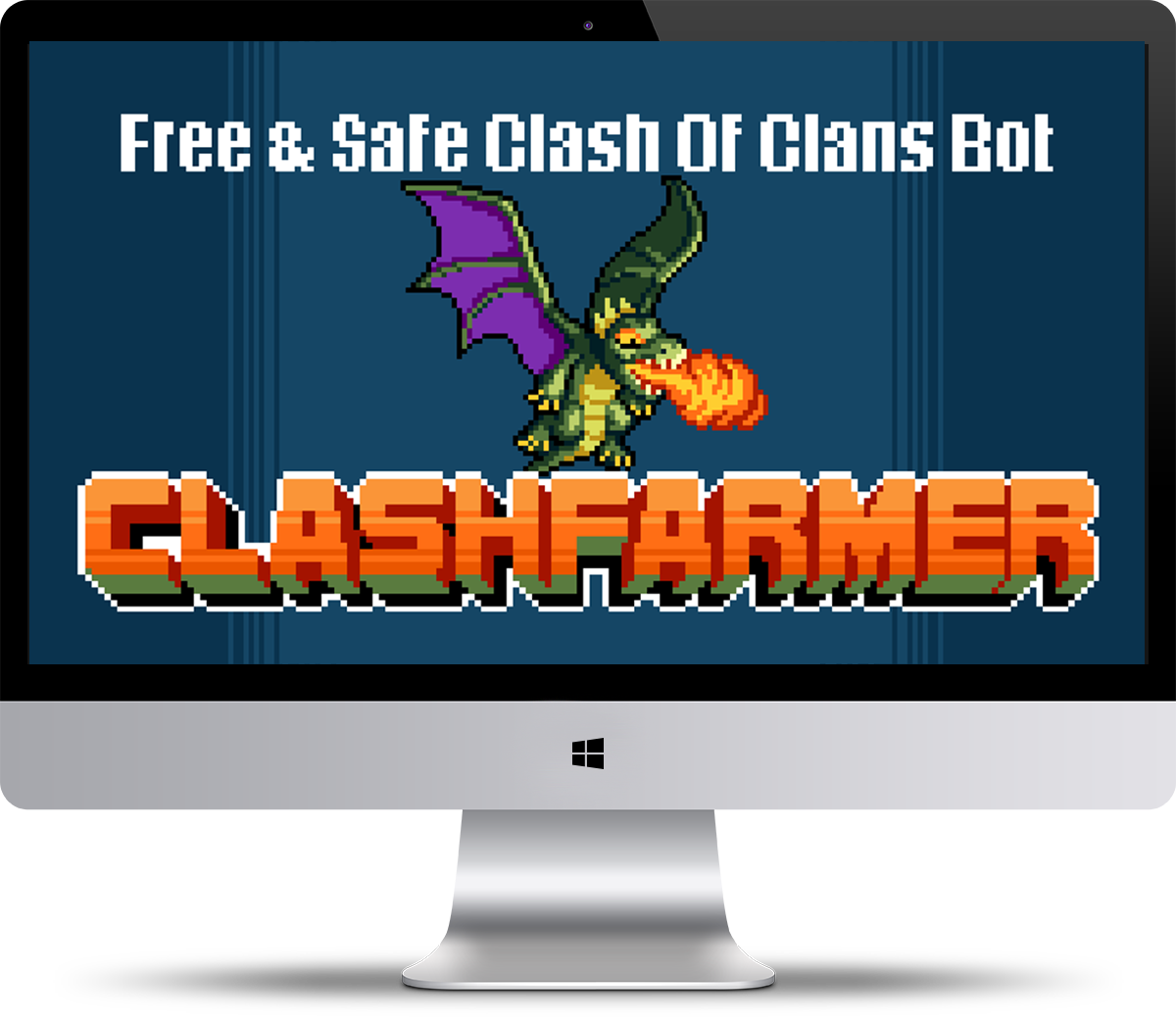Clash of Clans Bot works with CoC June 2019 Update | ClashFarmer