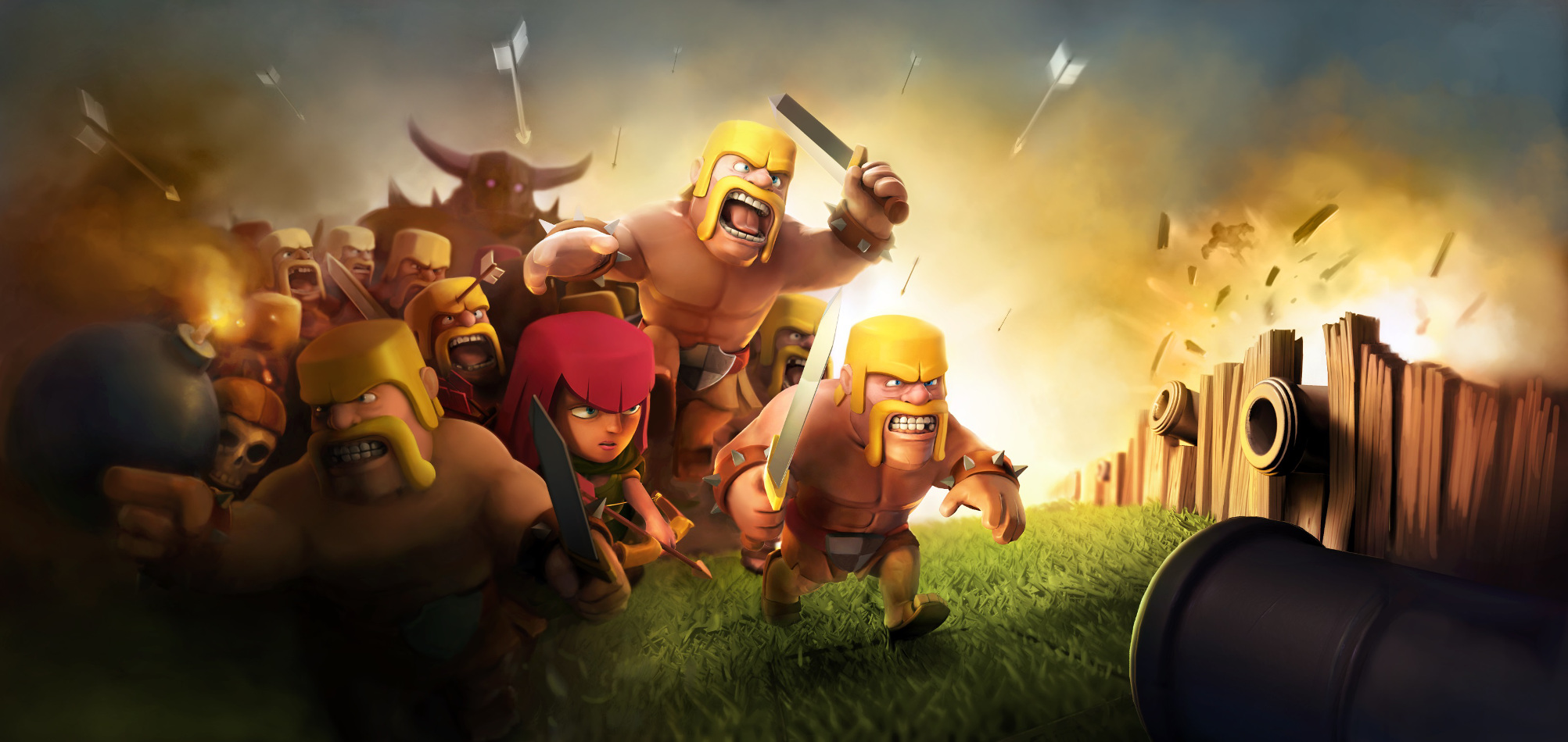 Offensive Strategy for Farming